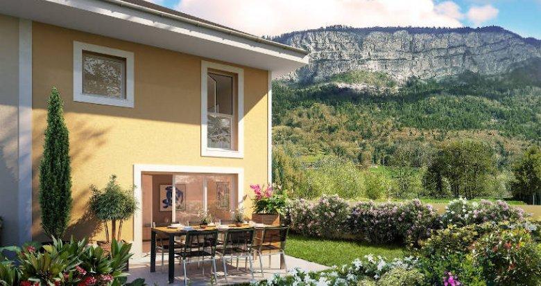Achat / Vente appartement neuf Saint-Pierre-en-Faucigny secteur de Toisinges (74800) - Réf. 4092