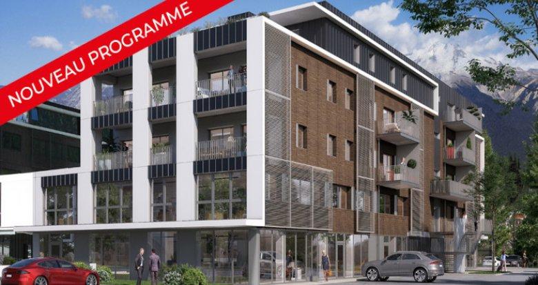 Achat / Vente appartement neuf Sallanches proche des bords de l'Arve (74700) - Réf. 5410