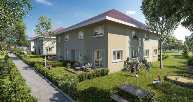 Achat / Vente appartement neuf Sallenôves proche cœur de ville (74270) - Réf. 4934