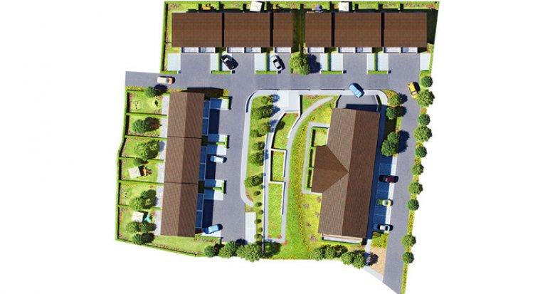 Achat / Vente appartement neuf Sciez au bord du Lac Léman (74140) - Réf. 439