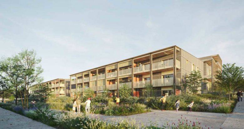Achat / Vente appartement neuf Trévoux Ecoquartier des Orfèvres (01600) - Réf. 5988