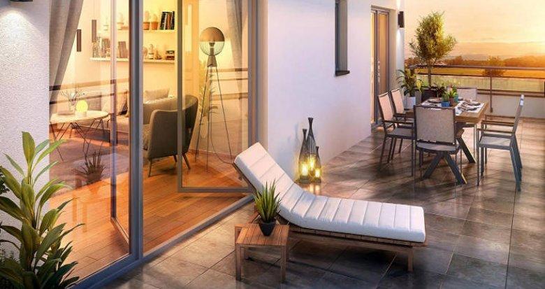 Achat / Vente appartement neuf Versonnex proche mairie (01210) - Réf. 5098