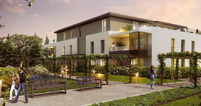 Achat / Vente appartement neuf Vétraz-Monthoux proche Genève (74100) - Réf. 1820