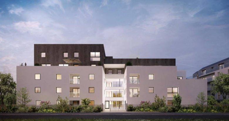 Achat / Vente appartement neuf Ville-la-Grand à 500 mètres des écoles (74100) - Réf. 3930