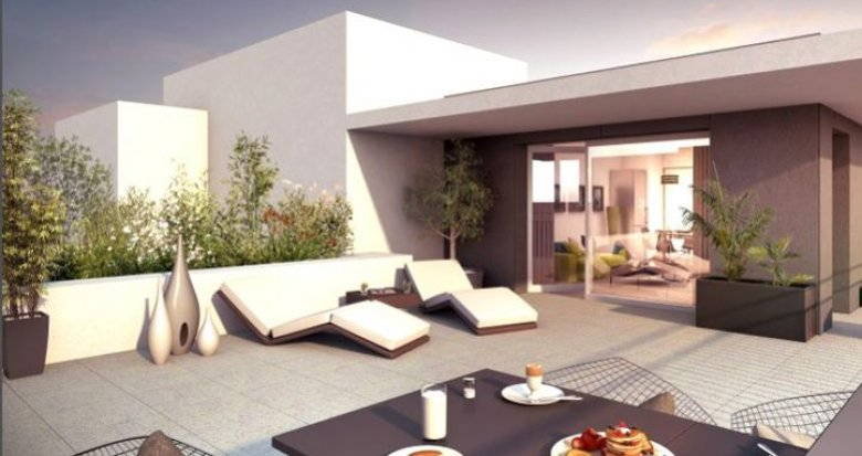 Achat / Vente appartement neuf Viry Eco-quartier (74580) - Réf. 690